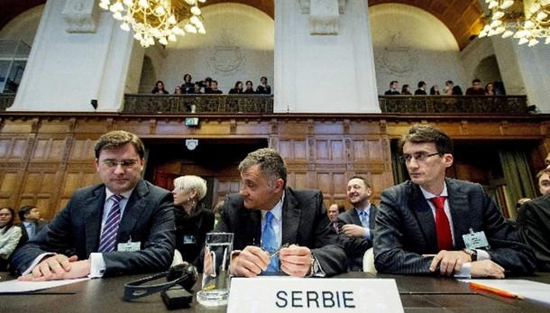 Non ci fu genocidio serbo contro Croazia