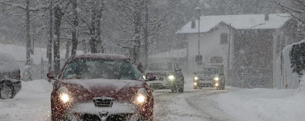 Arriva il freddo vero al Nord E in pianura anche la neve