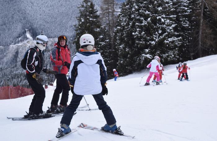 Sci al Monte Pora