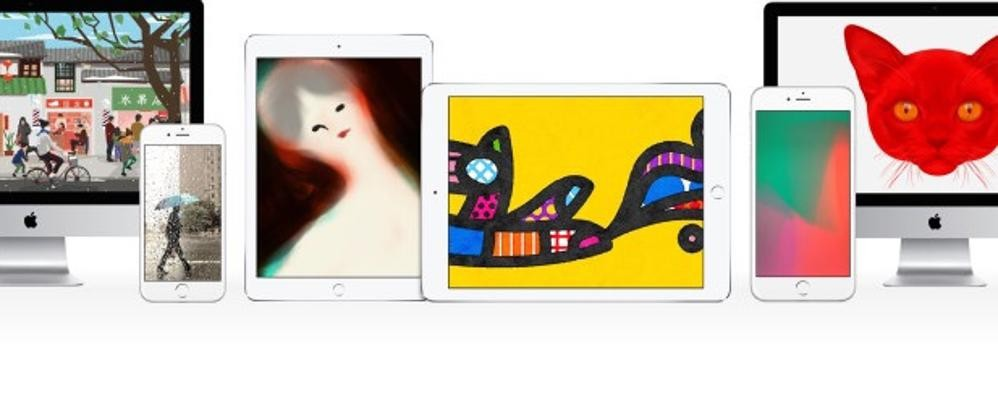 «Dai inizio a qualcosa di nuovo» Con Apple la tecnologia diventa arte
