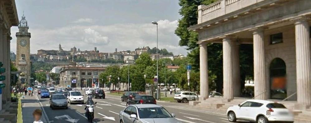 Ecco Bergamo con Google Earth Pro Prima costava 399 $ l'anno, ora gratis