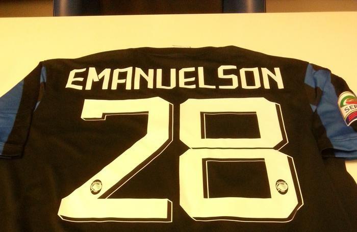 La maglia di Urby Emanuelson