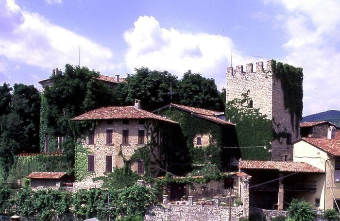 Castello a Grumello del Monte