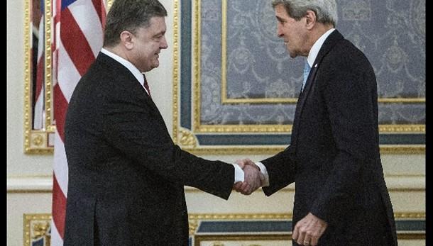 Kerry,la più grande minaccia è la Russia