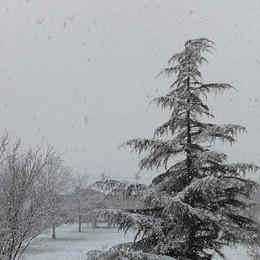 Neve a Cortenuova