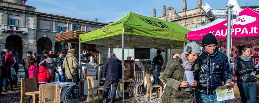 L'Eco café sbarca sul sito di Expo «Mostra» itinerante legata al cibo