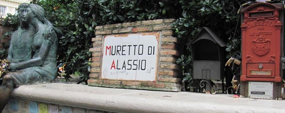 Romantica Alassio «Città degli innamorati»