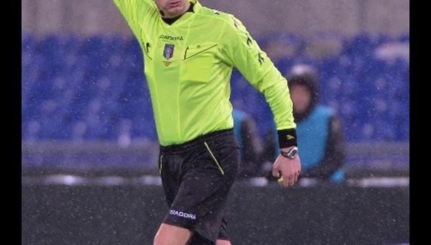 Serie A: Damato arbitra Juve-Milan