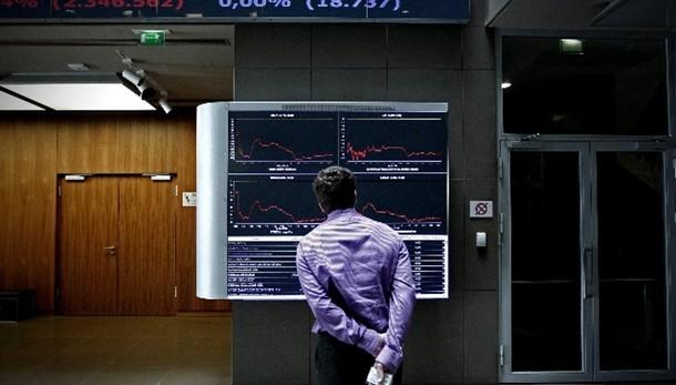 Borsa Atene crolla in avvio -9% dopo Bce