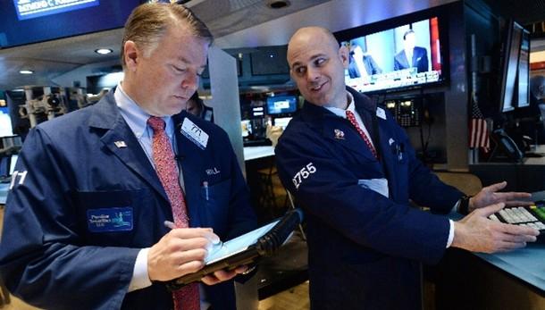Wall Street apre in rialzo, Dj +0,37%
