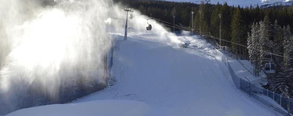 Ancora grave il ragazzo ferito sugli sci Si indaga sulla dinamica dello schianto