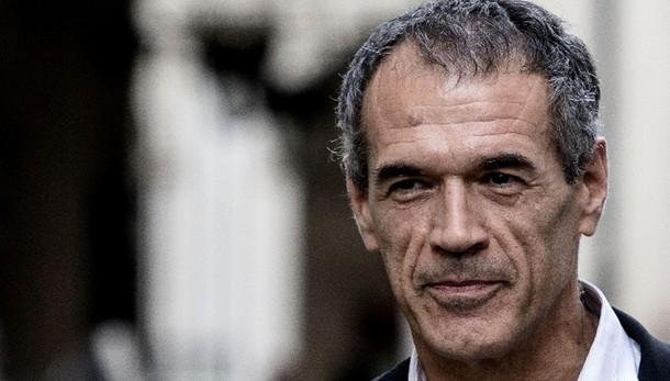 Cottarelli,Pil 2015 può fare meglio 0,6%