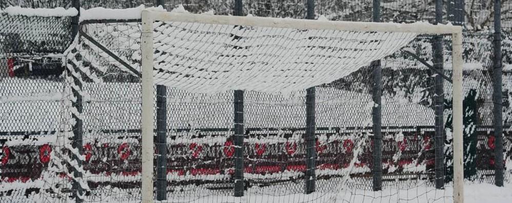 Il weekend del calcio provinciale Venerdì si decide se si gioca o no