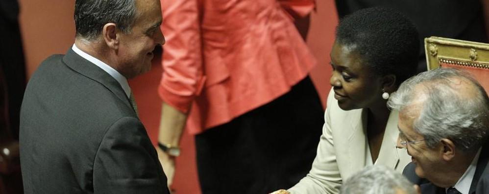 Insultò la Kyenge: Calderoli salvato Ma il caso in Senato è ancora aperto