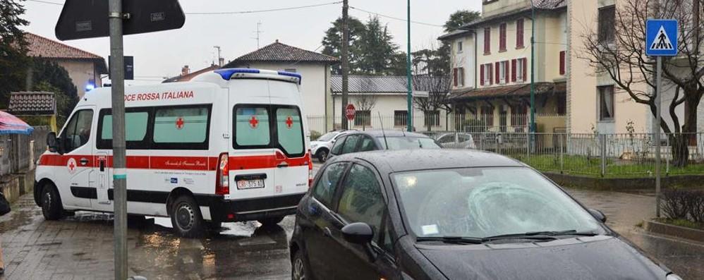 Investita sulle strisce a Bariano Una 75enne finisce in ospedale