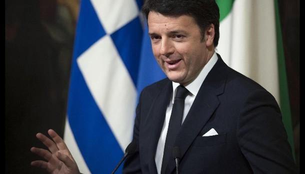 Sondaggi: sale fiducia in Renzi, +2%