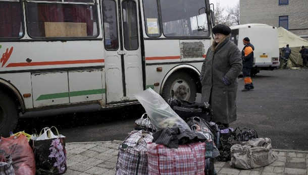 Ucraina:ribelli, ok corridoio umanitario