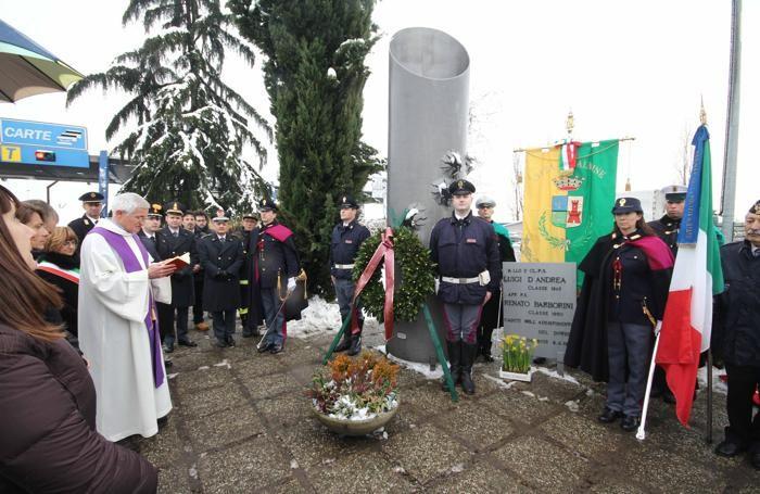 Il ricordo dei due poliziotti uccisi da Vallanzasca nel 1977
