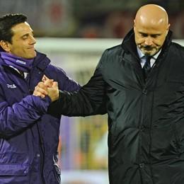 Montella: «Atalanta squadra ostica ma noi non possiamo fermarci»