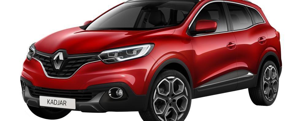 Verso Ginevra/1 Renault svela il crossover Kadjar