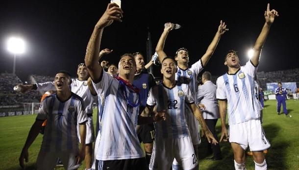 Calcio:all'Argentina Sudamericano Sub20