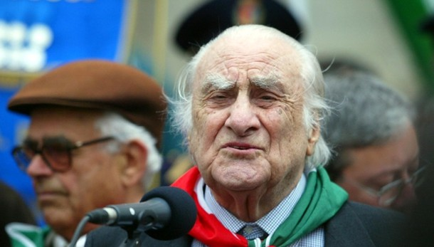 Morto a Roma partigiano Massimo Rendina