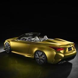 Verso Ginevra/2. Lexus presenta concept e coupé