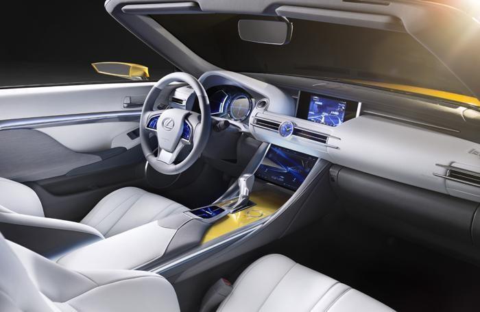 La Lexus LF-C2