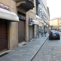 Borgo Palazzo: slalom fra le buche Le idee ci sono, mancano i soldi
