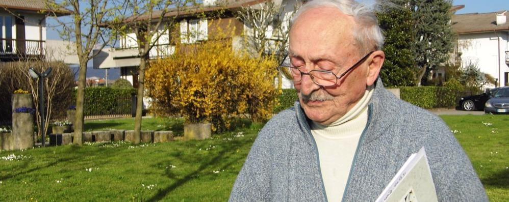 È morto il maestro Renzo Pagani Fondò un coro, anche Villongo in lutto