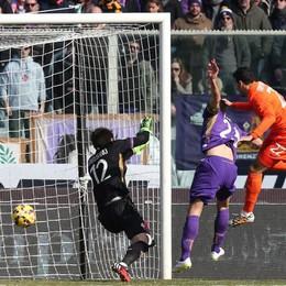 Il gol di testa di Zappacosta all'8' pt, è stato il vantaggio per i nerazzurri