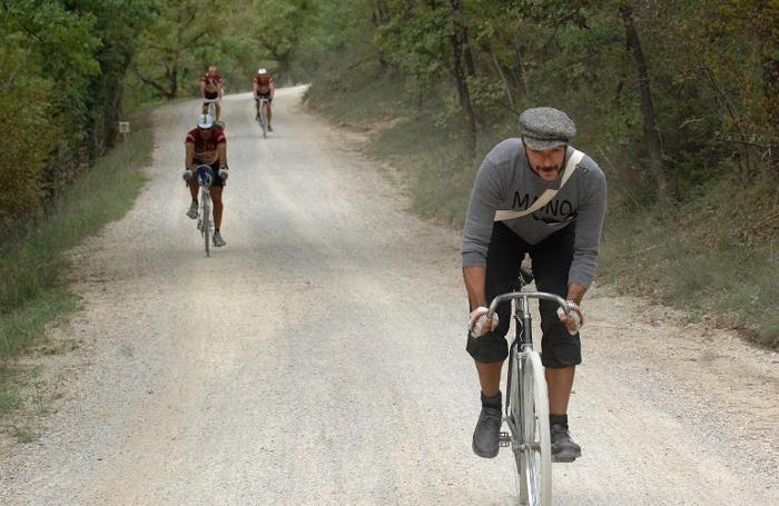 consistenza netta Nuova attraente e resistente Santini si fa vintage E in bicicletta veste l'Eroica - Moda ...