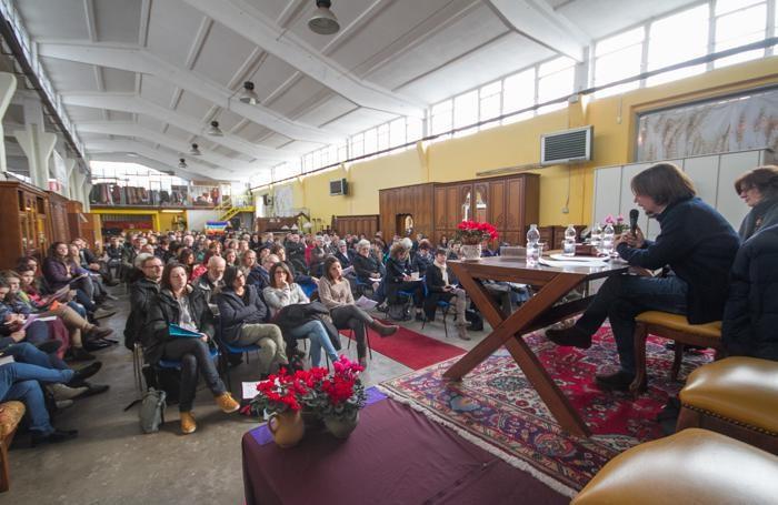 Un momento della giornata al convegno missionario diocesano