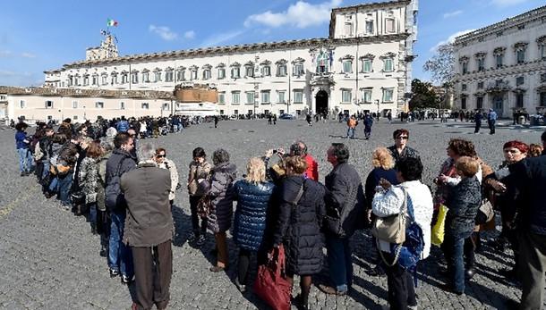 Boom di visitatori per musei gratis