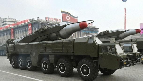 Corea Nord lancia missili corto raggio