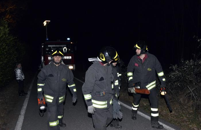 L'incidente mortale sulla Maresana