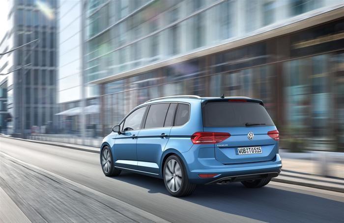 La Volkswagen Touran