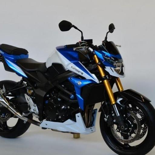 Novità moto - Suzuki GSR750 SP 2015 in offerta fino al 31