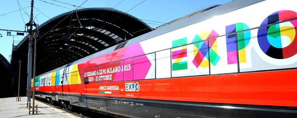 Expo avanza anche sui social E i lavori continuano - Video