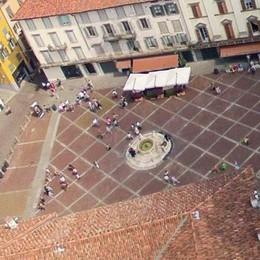 Mai e Piazza Vecchia, pronti per Expo  A maggio cantieri chiusi e riaperture