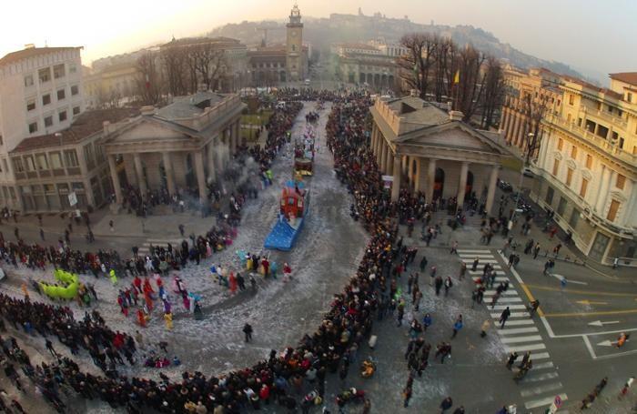 La sfilata di mezza Quaresima è in programma per il 15 marzo