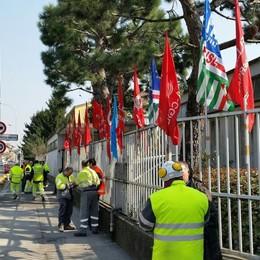 Italcementi, sciopero per il premio Alta adesione. «Riaprire trattative»