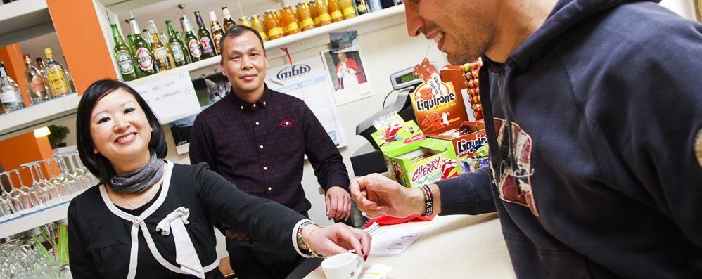 Bergamo boom di negozi e bar cinesi in un anno sono for Negozi arredamento bergamo e provincia