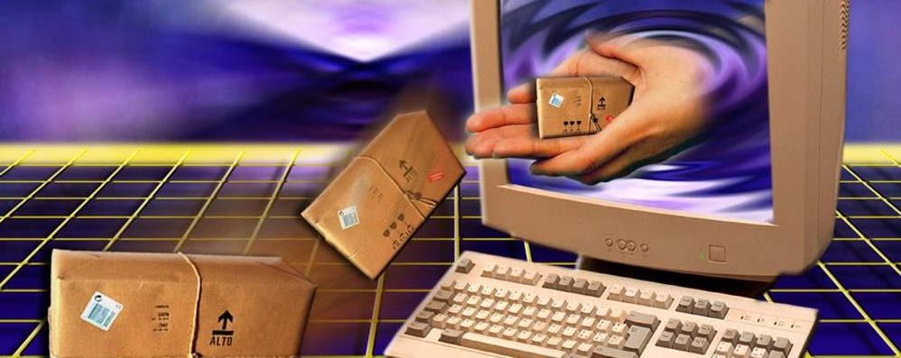 Cresce lo shopping online 22 milioni di acquirenti