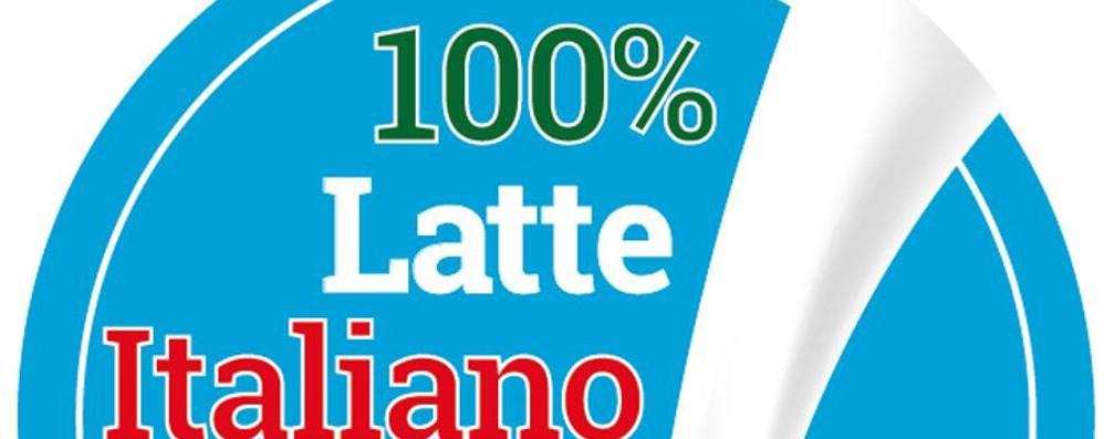 Latte, un passo avanti Nasce il logo «100% italiano»