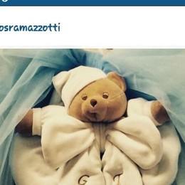 Fiocco azzurro per Marica ed Eros Sabato è nato Gabrio Tullio