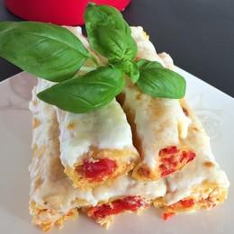 Cannelloni ricotta e peperoni Una ricetta facile e gustosa