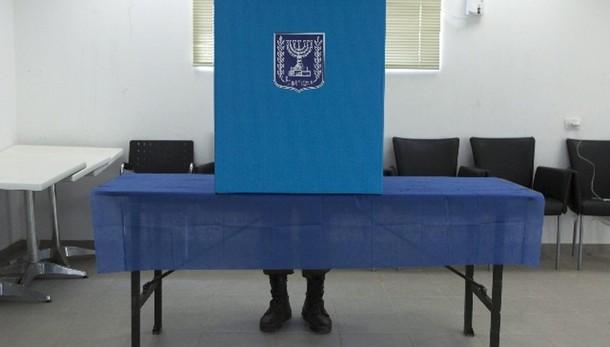 Israele al voto, aperti i seggi