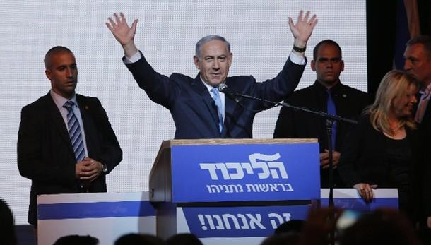 Israele: elezioni,Netanyahu in vantaggio