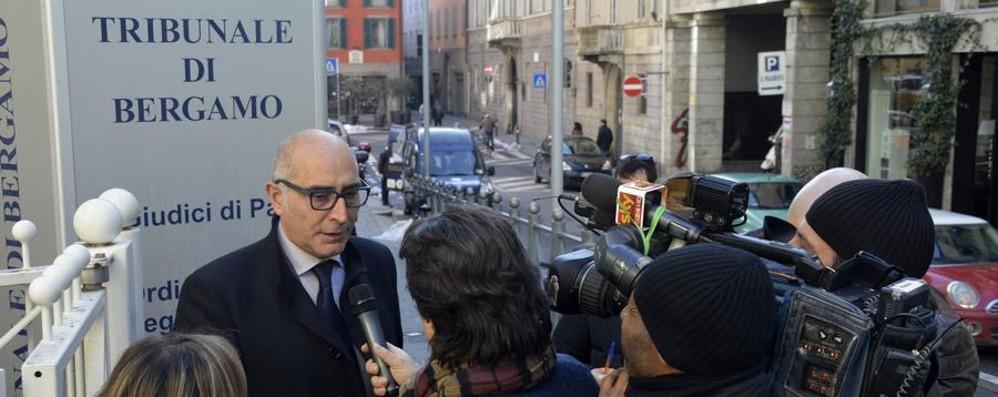 Stasera c'è «Bergamo in diretta» Il legale di Bossetti su  Bergamo Tv